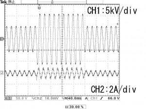 出力波形(HB0082)